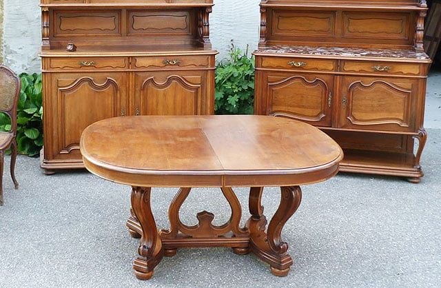 old furniture conservation